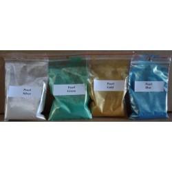 Pigmenty-kolory perłowe